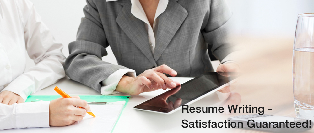 a resume writing services